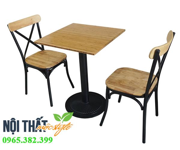 Bàn ghế cafe ghế tựa X.jpg