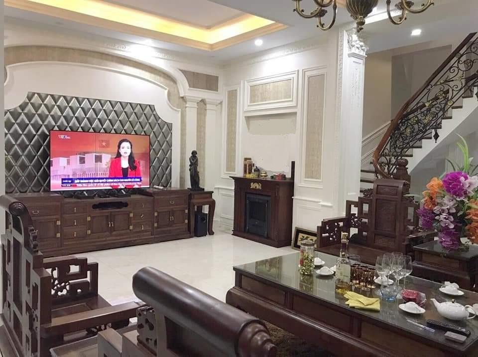 Liền kề Vip Fafilm Nguyễn Trãi, 100m x 5 tầng, giá cực sốc