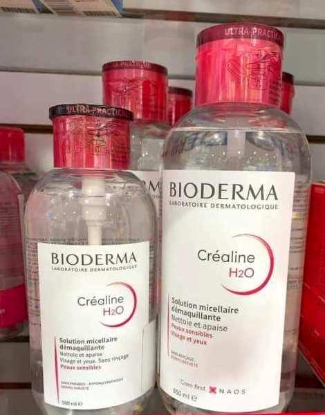 Bioderma - Demaquillant Crealine H2O - pompe-500ml-vs-850ml.jpg