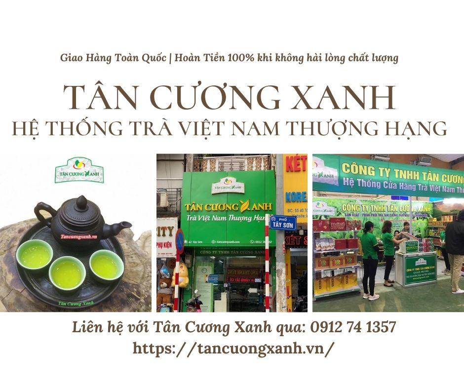cach phan biet tra thai nguyen ngon thuong hieu Tan Cuong Xanh 3.jpg