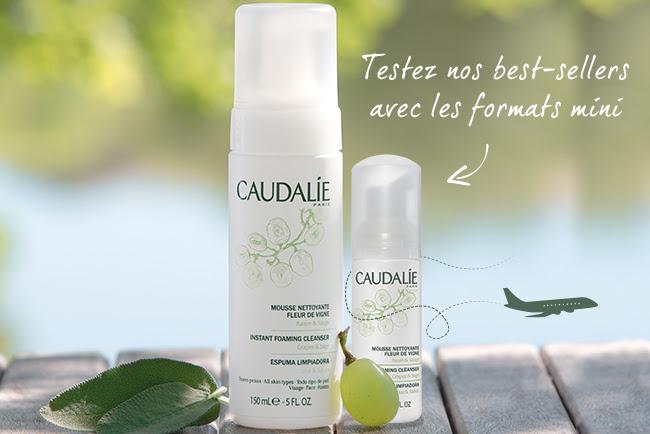 Caudalie - Mousse nettoyante 150ml vs 50ml - new packaging.jpg