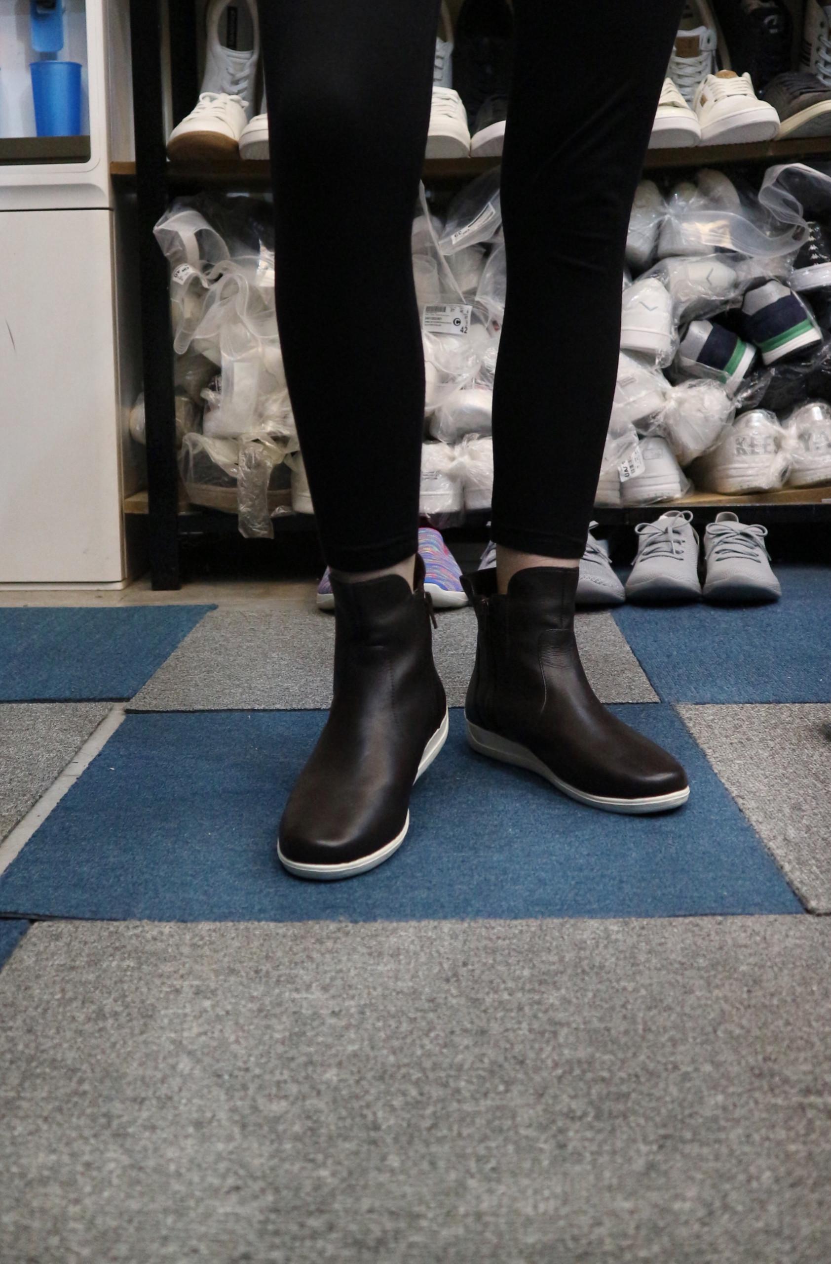 Geox boot nữ nâu cổ loe 1. 2.jpg