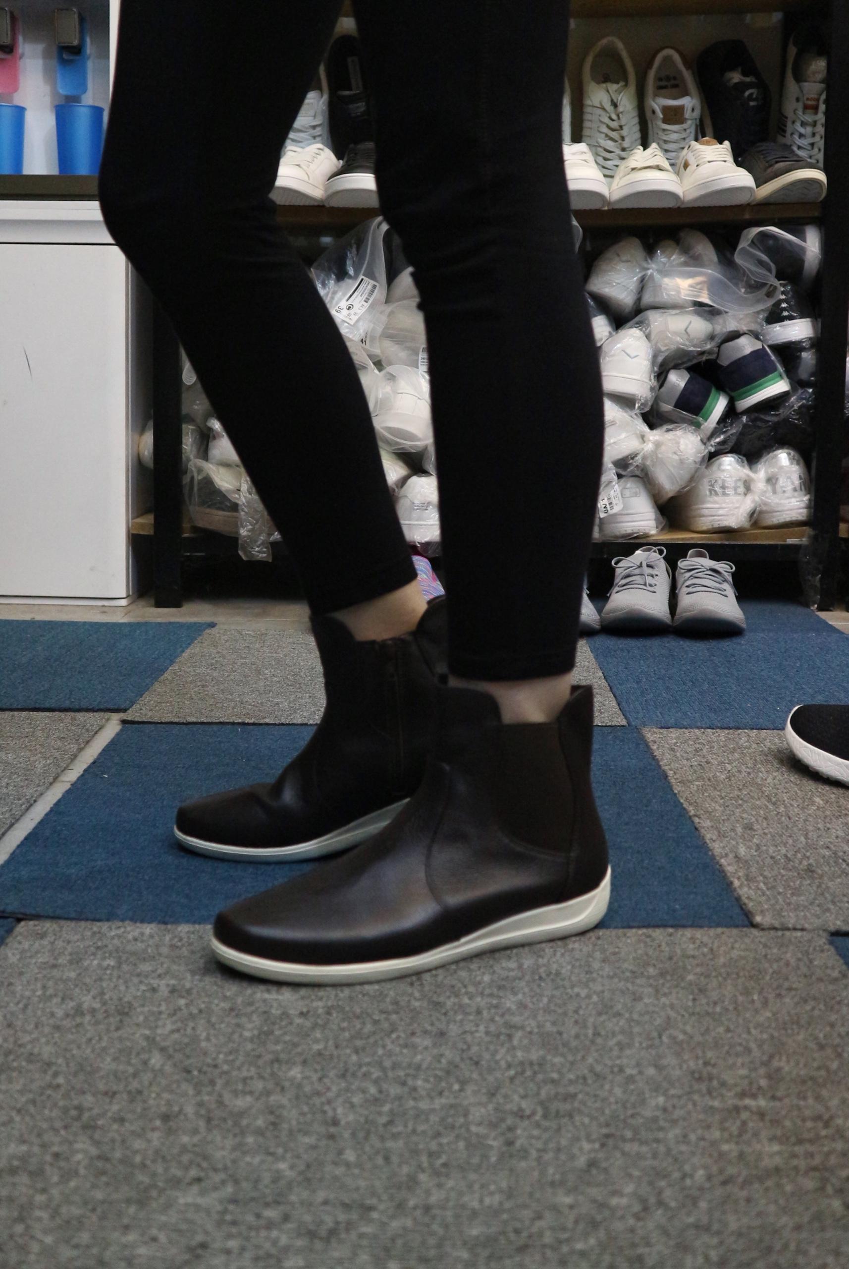 Geox boot nữ nâu cổ loe 1. 3.jpg