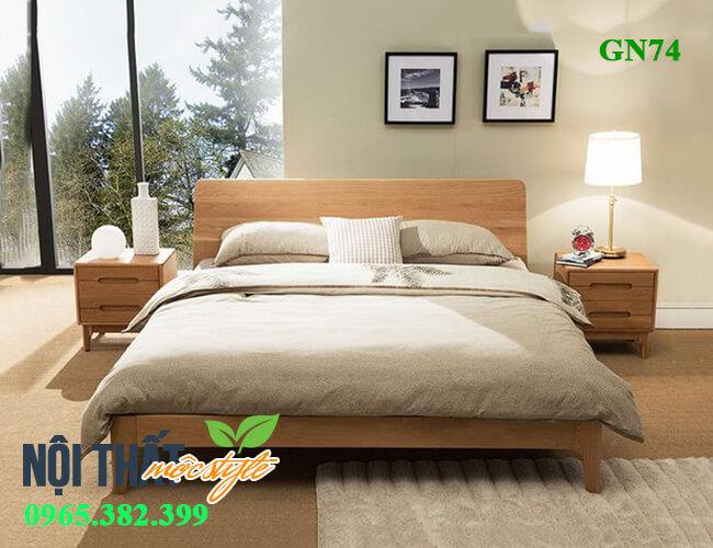Giường ngủ gỗ sồi GN74 đẹp.jpg