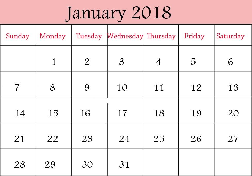 January 2018 calendar 2.jpg
