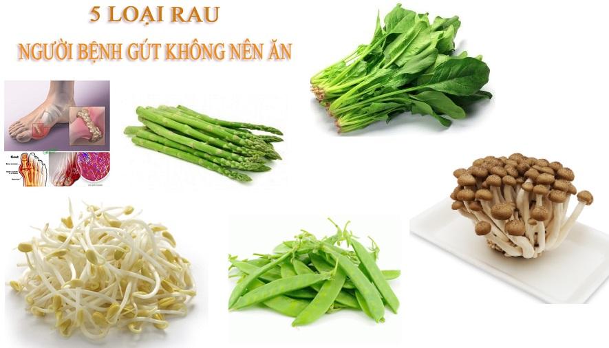 Người bệnh gút không nên ăn những loại rau nào-1.jpg
