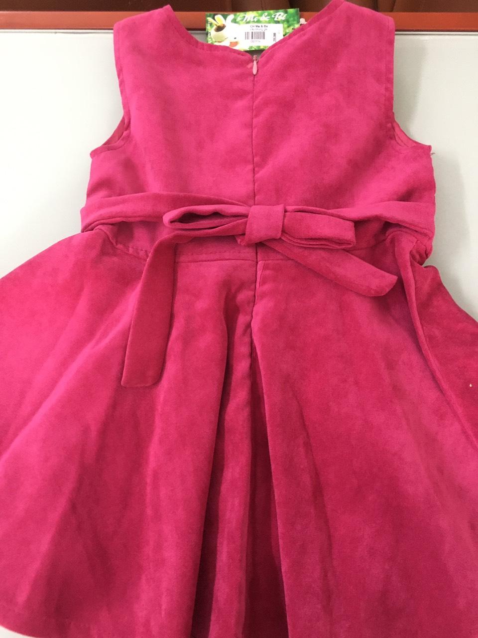Váy hồng nhung bé gái 1.jpg