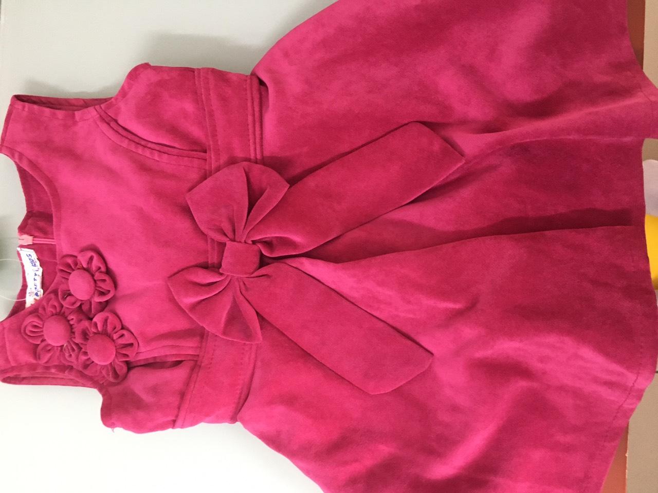 váy hồng nhung bé gái.jpg