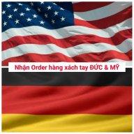mỹ phẩm xách tay Germany