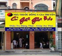 Củ Gai Giúp An Thai